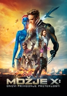X-Men: Days of Future Past - Slovenian Movie Poster (xs thumbnail)