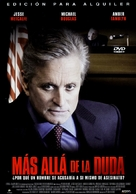 Beyond a Reasonable Doubt - Argentinian Movie Cover (xs thumbnail)