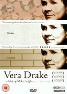 Vera Drake - British DVD movie cover (xs thumbnail)