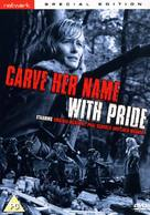 Carve Her Name with Pride - British DVD movie cover (xs thumbnail)