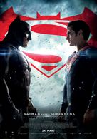 Batman v Superman: Dawn of Justice - Serbian Movie Poster (xs thumbnail)