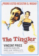 The Tingler - Spanish Movie Cover (xs thumbnail)