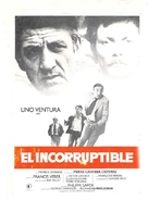 Adieu, poulet - Spanish Movie Poster (xs thumbnail)