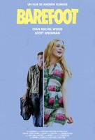 Barefoot - French Movie Poster (xs thumbnail)