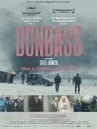 Donbass - Spanish Movie Poster (xs thumbnail)