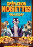 The Nut Job - Canadian Movie Poster (xs thumbnail)