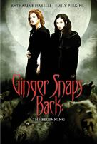 Ginger Snaps Back: The Beginning - Canadian Movie Poster (xs thumbnail)