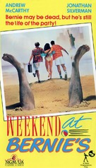 Weekend at Bernie's - VHS cover (xs thumbnail)