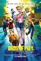 Harley Quinn: Birds of Prey - Italian Movie Poster (xs thumbnail)