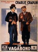 The Vagabond - French Movie Poster (xs thumbnail)