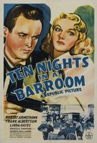 Ten Nights in a Barroom - Re-release poster (xs thumbnail)