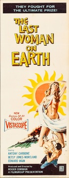 Last Woman on Earth - Movie Poster (xs thumbnail)