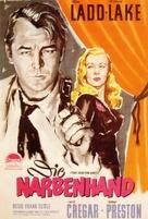 This Gun for Hire - German Movie Poster (xs thumbnail)