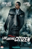 Law Abiding Citizen - Norwegian Movie Cover (xs thumbnail)