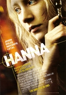 Hanna - Argentinian Movie Poster (xs thumbnail)