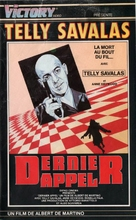 Assassino... è al telefono, L' - French VHS cover (xs thumbnail)