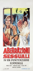 Las melancolicas - Italian Movie Poster (xs thumbnail)
