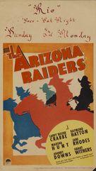 The Arizona Raiders - Movie Poster (xs thumbnail)