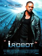I, Robot - French Movie Poster (xs thumbnail)
