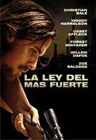 Out of the Furnace - Argentinian DVD movie cover (xs thumbnail)