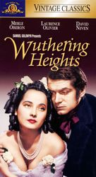 Wuthering Heights - VHS movie cover (xs thumbnail)