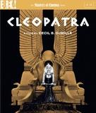 Cleopatra - British Blu-Ray cover (xs thumbnail)