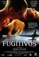Les égarés - Spanish Movie Cover (xs thumbnail)