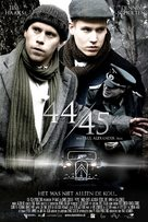 44/45 - Dutch Movie Poster (xs thumbnail)