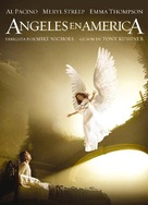 """""""Angels in America"""" - Argentinian Movie Poster (xs thumbnail)"""