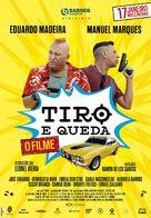 Tiro e Queda - Portuguese Movie Poster (xs thumbnail)
