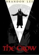 The Crow - Movie Cover (xs thumbnail)