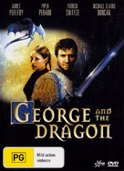George And The Dragon - Australian DVD cover (xs thumbnail)