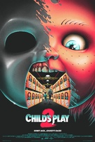 Child's Play 2 - Homage movie poster (xs thumbnail)