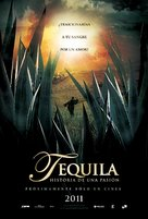 Tequila - Mexican Movie Poster (xs thumbnail)