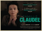 Camille Claudel, 1915 - British Movie Poster (xs thumbnail)