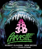 Parasite - Blu-Ray movie cover (xs thumbnail)