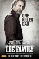 The Family - Australian Movie Poster (xs thumbnail)