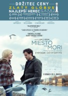 Manchester by the Sea - Slovak Movie Poster (xs thumbnail)