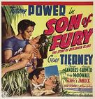 Son of Fury: The Story of Benjamin Blake - Movie Poster (xs thumbnail)