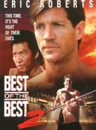 Best of the Best 2 - Canadian DVD movie cover (xs thumbnail)