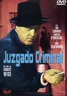 Criminal Court - Spanish DVD cover (xs thumbnail)