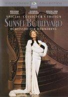 Sunset Blvd. - German DVD movie cover (xs thumbnail)