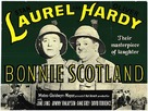 Bonnie Scotland - British Movie Poster (xs thumbnail)