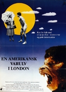 An American Werewolf in London - Danish Movie Poster (xs thumbnail)