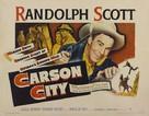 Carson City - Movie Poster (xs thumbnail)