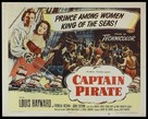 Captain Pirate - Movie Poster (xs thumbnail)