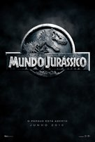 Jurassic World - Portuguese Movie Poster (xs thumbnail)