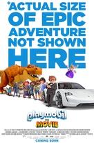 Playmobil: The Movie - Movie Poster (xs thumbnail)