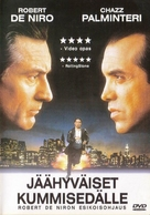 A Bronx Tale - Finnish DVD movie cover (xs thumbnail)