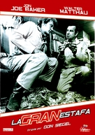 Charley Varrick - Spanish Movie Cover (xs thumbnail)